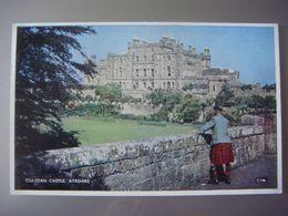 Royaume Uni - United Kingdom - Ecosse - Scotland - Culzean Castle - AYRSHIRE ( Maybole ) --- 1961 - Ayrshire