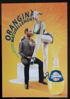 Orangina Soft Drink Carte Postale - Advertising