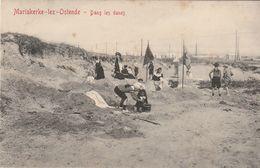 Mariakerke - Lez - Ostende , Dans Les Dunes - Oostende