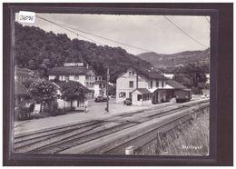 GRÖSSE 10x15cm - GRELLINGEN - BAHNHOF - TRAIN - BAHN - TB - BL Basle-Country