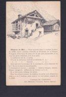 Illustrateur Weltzer ? Comtesse De Loppinot San Materno D' Ascona Oeuvres De Mer Cartes De Guyane (Ref 42094) - TI Tessin