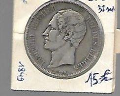 Belgique Léopold Ier - 1831-1865: Leopold I