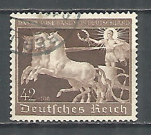 Germany Reich 1940 , Used Stamp Mi # 747 - Germania