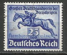 Germany Reich 1940 , Used Stamp Mi # 746 - Germania