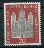 D - [64043]SUP//**/Mnh-c:3e-N° 114, 8ème Centenaire De L'église Abbatiale Maria Laach, Abbaye - [7] República Federal