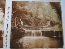 LAMALOU LE HAUT ( 34) - Le Bitoulet -   Plaque De Verre Stéréo 6 X 13 - Années 20/30 TBE - Glass Slides