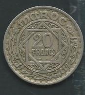 MAROC.Morocco 20 Francs 1366 Laupi 12906 - Marokko