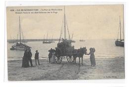 (27185-85) Ile De Noirmoutier - Le Port De L'Herbaudière - Noirmoutier