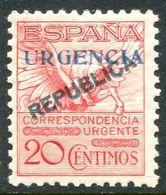 Madrid Ed.8* Con Charnela - Emissions Républicaines
