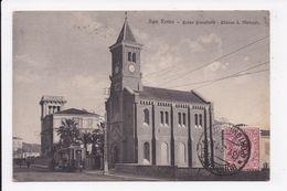 CP ITALIE SAN REMO Corso Cavallotti Chiesa S.Mercede - San Remo