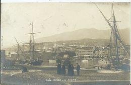 SAN REMO - CARTE PHOTO - Il Porto - San Remo
