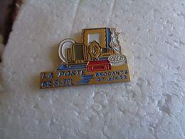PIN'S 41877 - Postes