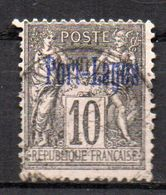 Col17  Colonie Port Lagos N° 2 Oblitéré Cote 55,00€ - Port Lagos (1893-1931)