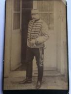 Chef De Corps Du 15 E Régiment De Chasseurs à Cheval 1882 - 1890 Henri Napoléon Rosier - Krieg, Militär