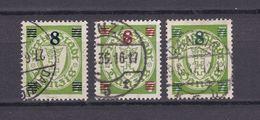 Danzig - 1933/36 - Michel Nr. 241/B 241 - Gestempelt - Dantzig