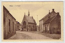 KLINGE - St Gillis Waas - De Kapel - Sint-Gillis-Waas
