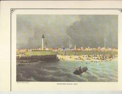 Lamina 52: Ostende Hacia 1855 - Autres Collections