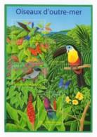 Bloc Feuillet YT BF56 2003 - Oiseaux D'Outre-Mer Oblitérations Du 27/??/2003 Maignelay-Montigny (60) - Oblitérés