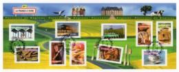 Bloc Feuillet YT BF57 2003 Portraits De Régions N°1 - Oblitérations Du 02/06/2003 Maignelay-Montigny (60) - Oblitérés