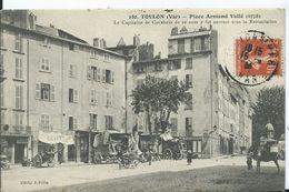 TOULON - Place Armand VALLE - Toulon