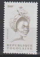 Togo 2002 - Mi. 2857 Série Courante BELLA BELLOW 500 F MNH** - Togo (1960-...)