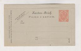 BOSNIA AND HERZEGOVINA Austria Postal Stationery Unused - Bosnie-Herzegovine