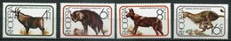 Rhodesien Mi# 180-3 Postfrisch MNH - Fauna - Rhodésie (1964-1980)