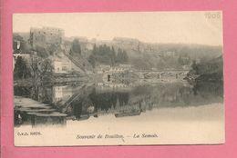 C.P. Bouillon  = La  Semois - Bouillon