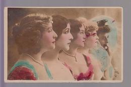 CPA FANTAISIE Artistes Femmes - Portraits De Reutlinger - Künstler