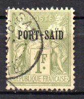 Col17  Colonie Port Said N° 16 Oblitéré Cote 23,00€ - Usati