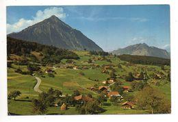 KRATTIGEN Niesen Und Stockhorn - BE Bern