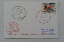 1980 - 53° ADUNATA NAZIONALE ALPINI -  ANNULLO SPECIALE - Altri