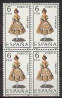 España 1971, Traje Valencia Bk4 Ed=2014 (**) - 1931-Oggi: 2. Rep. - ... Juan Carlos I