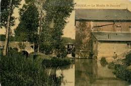 80* NESLE Moulin St Jacques        MA107,0131 - Nesle