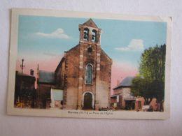 [87] Haute-Vienne Sussac Place De L'église - Frankrijk