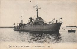 """Marine De Guerre - """"Somme""""  Aviso - Oorlog"""