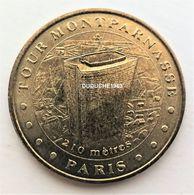 Monnaie De Paris 75.Paris - Tour Montparnasse 2013 - Monnaie De Paris