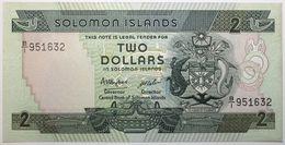 Salomon - 2 Dollars - 1986 - PICK 13a - NEUF - Salomons