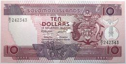 Salomon - 10 Dollars - 1986 - PICK 15a - NEUF - Isla Salomon