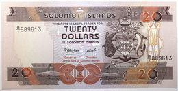 Salomon - 20 Dollars - 1986 - PICK 16a - NEUF - Salomons