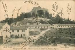 83* PORQUEROLLES Casernement – Chateau      MA107,0310 - Porquerolles