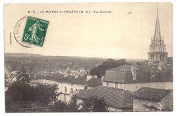 La Mothe-saint-héray , Vue Générale - La Mothe Saint Heray