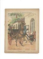 FRANÇOIS JÉGU Enfants Courageux Protège-cahier Couverture 220 X 175 TB 3 Scans - Protège-cahiers