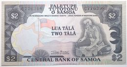 Samoa - 2 Tala - 1985 - PICK 25 - NEUF - Samoa