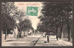 Beaune :  Boulevard Bretonniere - Beaune