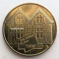 Monnaie De Paris 10.Troyes En Champagne Mac Arthur Glen 2012 - Monnaie De Paris
