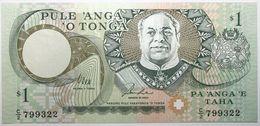 Tonga - 1 Pa'Anga - 1995 - PICK 31a - NEUF - Tonga