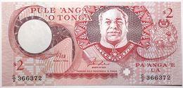 Tonga - 2 Pa'Anga - 1995 - PICK 32a - NEUF - Tonga