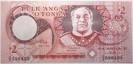 Tonga - 2 Pa'Anga - 1995 - PICK 32c - NEUF - Tonga