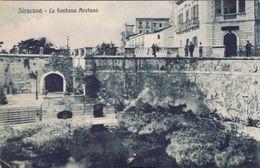 Italie - Italia - Siracusa - La Fontana Aretusa - Siracusa